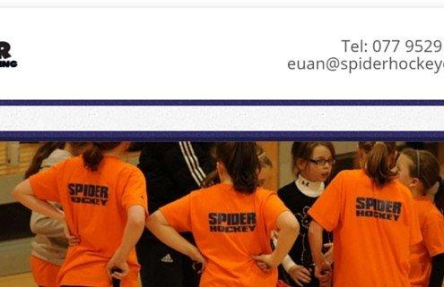 Spider Hockey Coaching