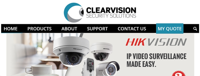 Clear Vision Security Solutions